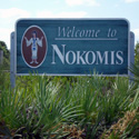 Nokomis Sign